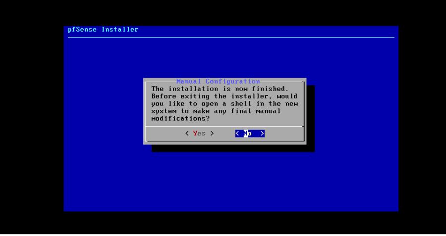 Pfsense: How to install Firewall Pfsense Virtual on VMWare